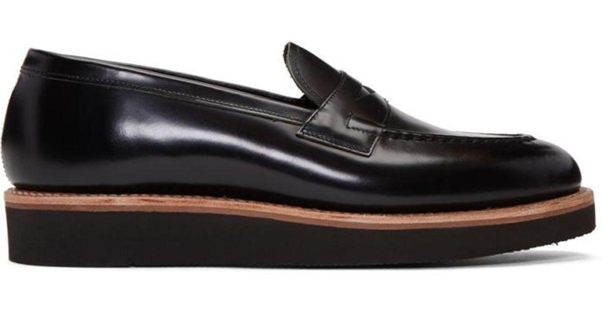 c1c4c427241 Lyst - Grenson Black Lloyd Loafers in Black for Men