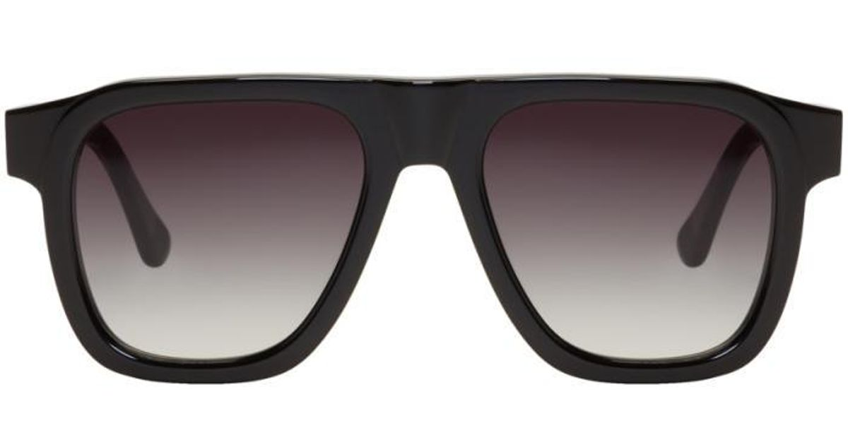Black Men Lyst Wood Tom For Sunglasses Sam W2YEDHI9