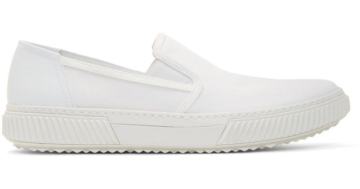 Prada Stratus Slip-On Sneakers dyI3lCC5d