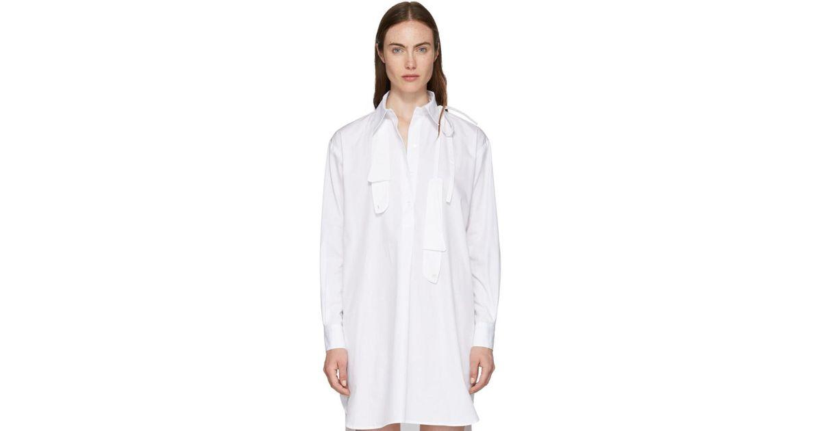 Find Great Sale Online SSENSE Exclusive Black Spread Collar Ann Demeulemeester Ebay Online Explore Cheap Online Buy Cheap Outlet AWTdn6OrA