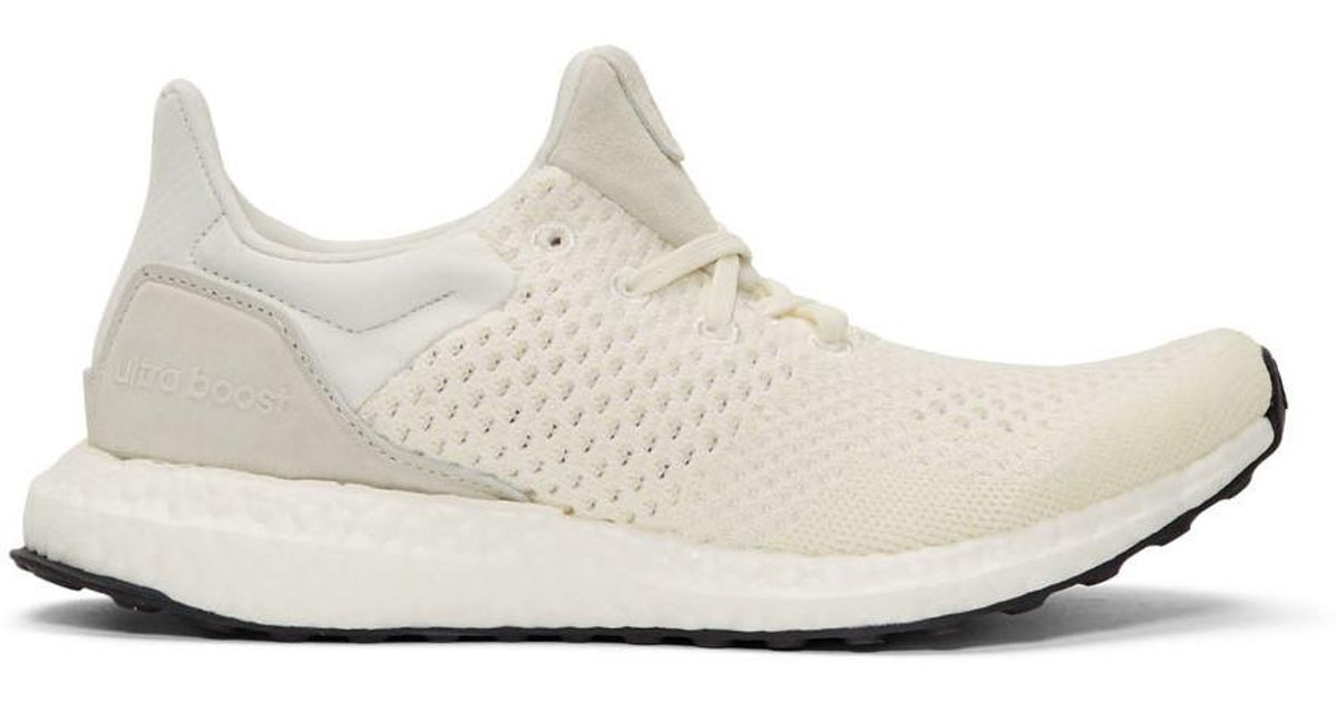 96126dd18 Lyst - adidas Originals Off-white Ultraboost Cbc Sneakers in White