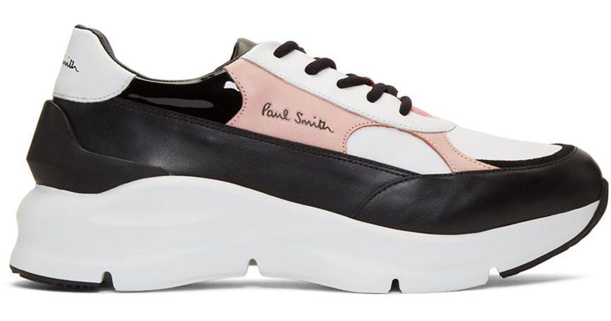Pink Explorer Sneakers for Men - Lyst