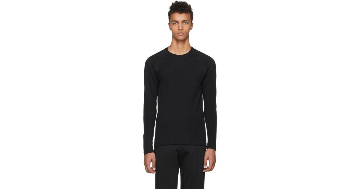 Classic For Sale Black James Harden Long Sleeve Compression T-Shirt Fashion Style Cheap Price For Sale Online Store vHPsv