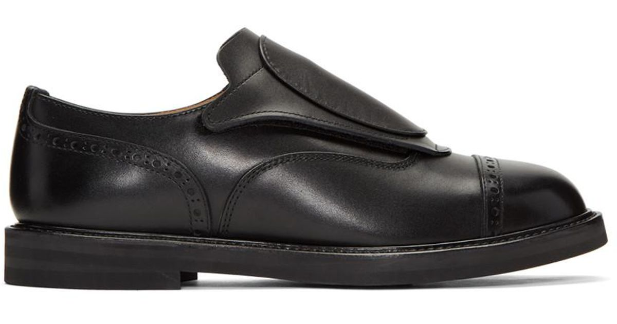 Rag & Bone Black Mutation 2 Oxfords aOFSU0w038