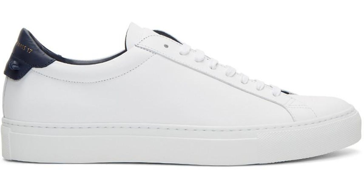 Givenchy Leather Urban Knots Sneakers