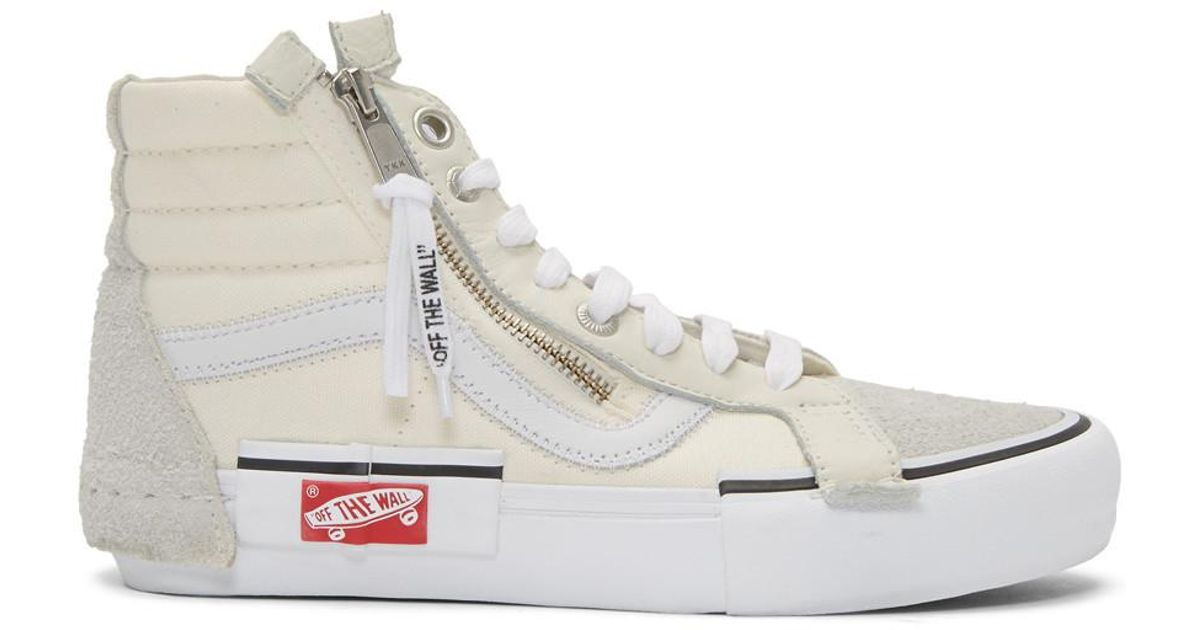 27937768ba Lyst - Vans Sk8-hi Cap Lx for Men - Save 31%