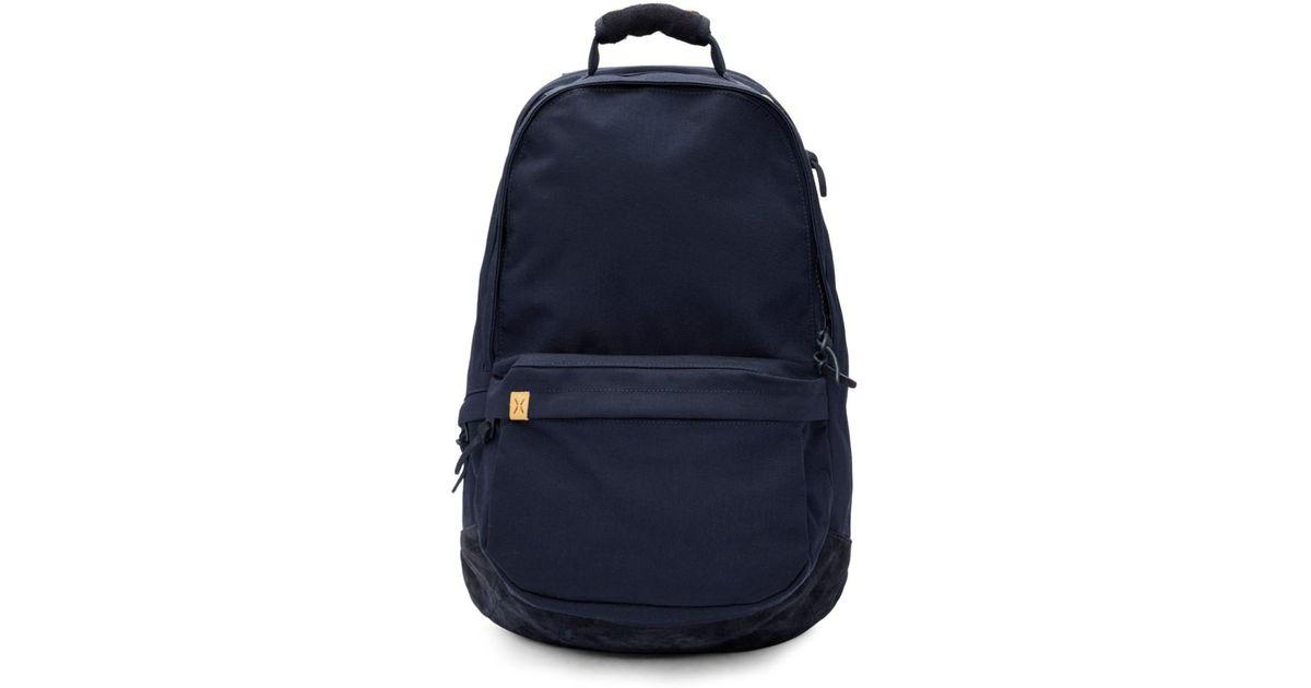 22l In Cordura Navy For Blue Backpack Visvim Men Lyst qnAOPx