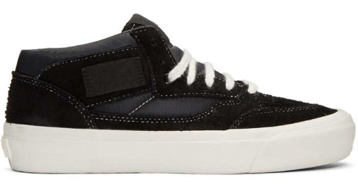 671f74b5a3 Lyst - Vans Black Our Legacy Edition Half Cab Pro  92 Lx Sneakers in Black  for Men
