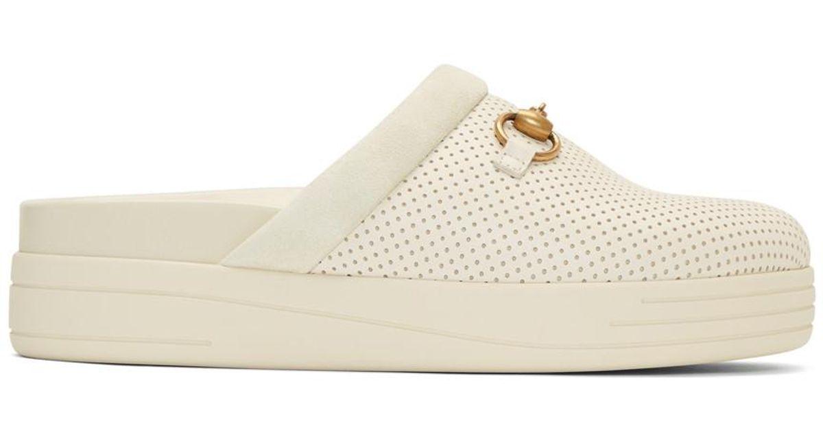 Gucci Off- Mallorca Slip-On Loafers w8Qn6T3sq