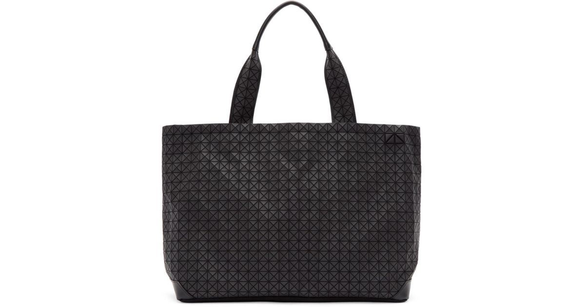 Pre-owned - Bao Bao leather handbag Issey Miyake hALQF9