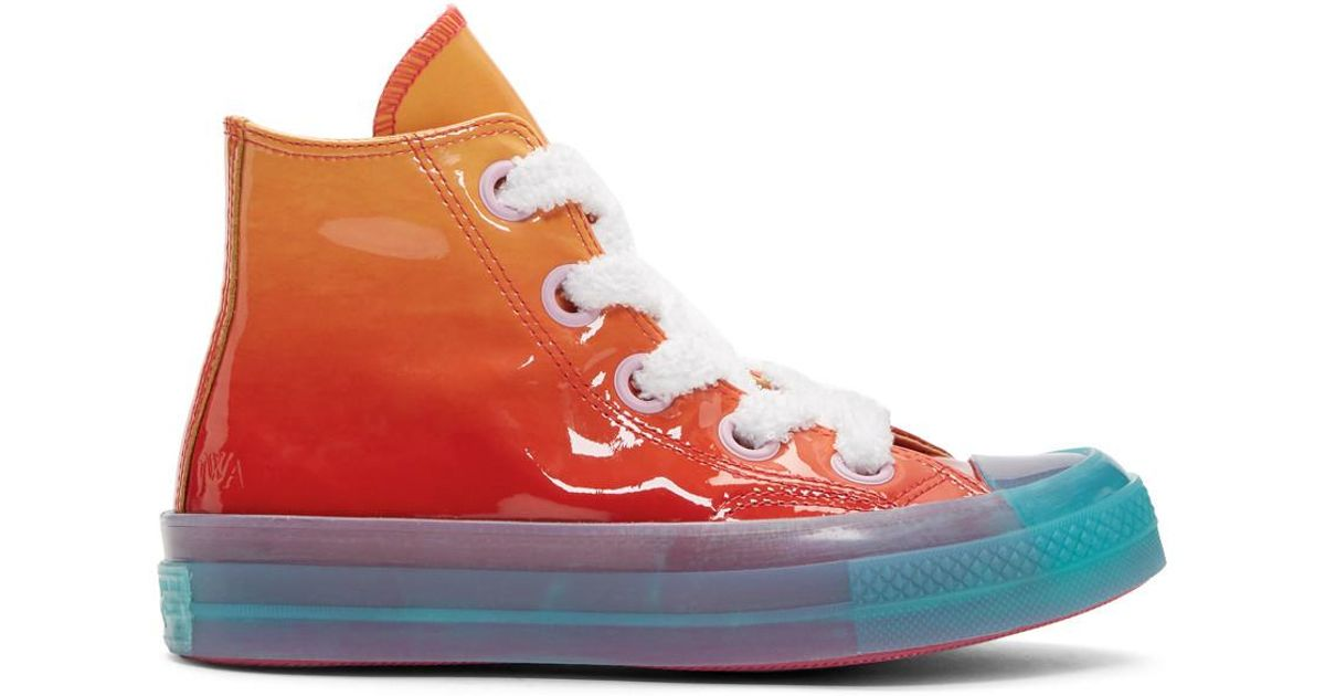 converse jw anderson homme