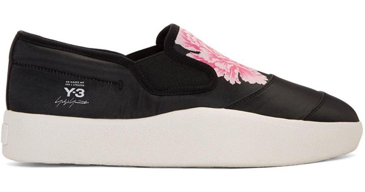 05d00871ae5 Lyst - Y-3 Black James Harden Tangutsu Sneakers in White for Men