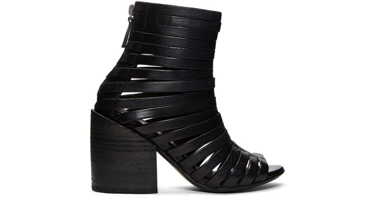 Black Coltellone Boots Marsèll rvLse7QZNR