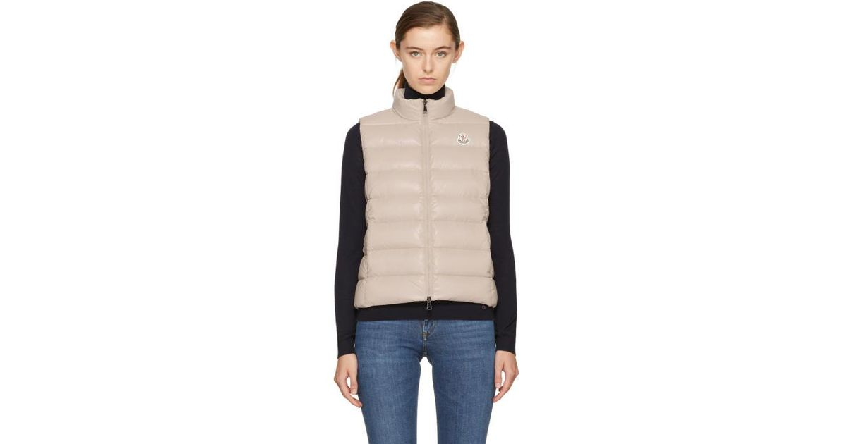 moncler ghany beige