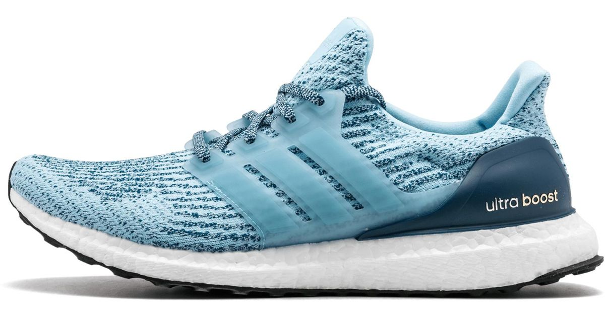adidas Rubber Ultra Boost W in Light