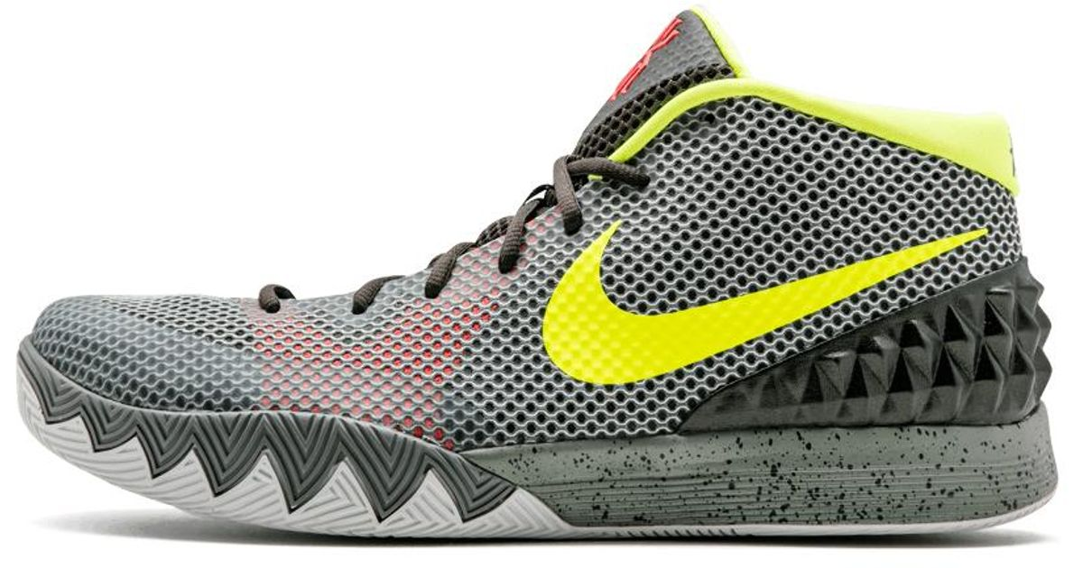 competitive price cf60f 132ad Nike - Gray Kyrie 1 'dungeon' - Size 12 for Men - Lyst