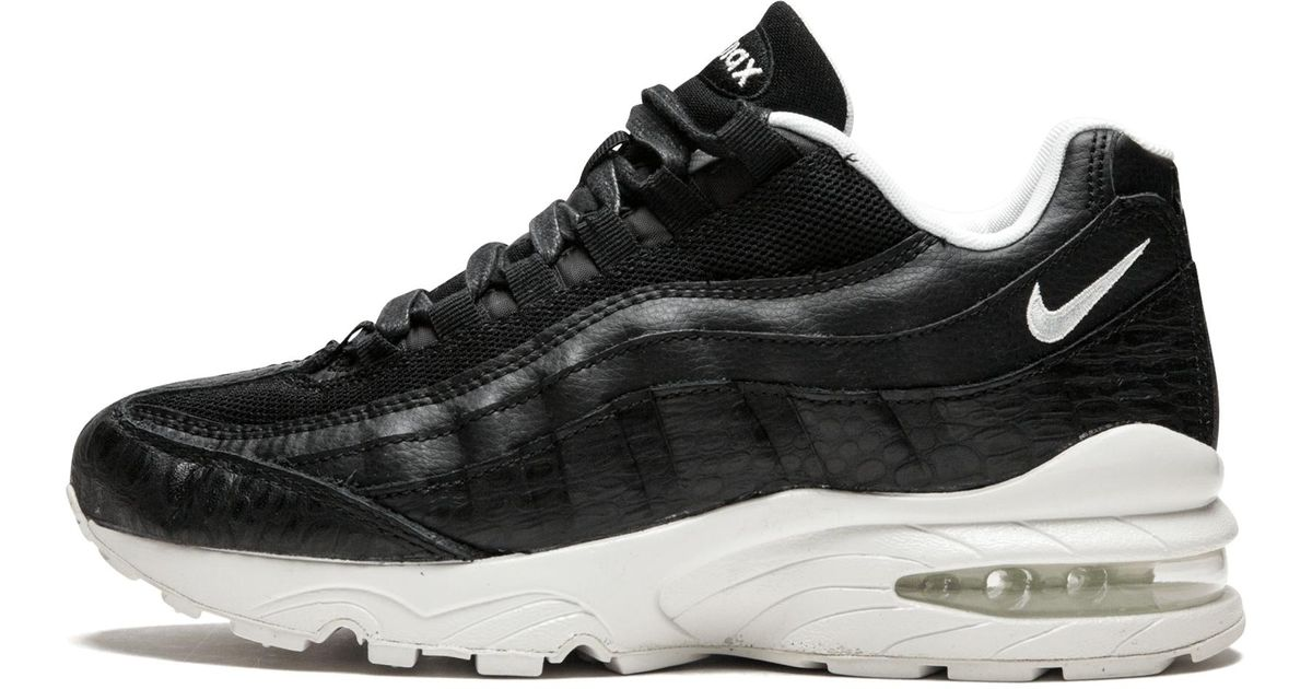 Nike Black Air Max 95 (gs) for men