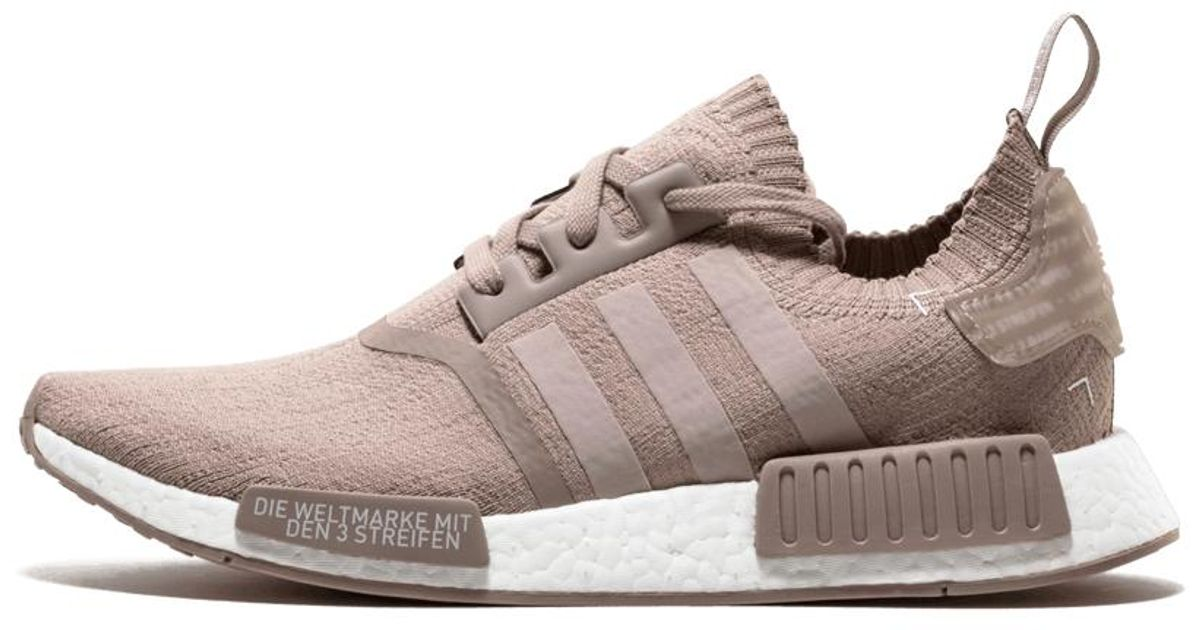 Adidas Multicolor Nmd R1 Pk 'french Beige' Shoes for men