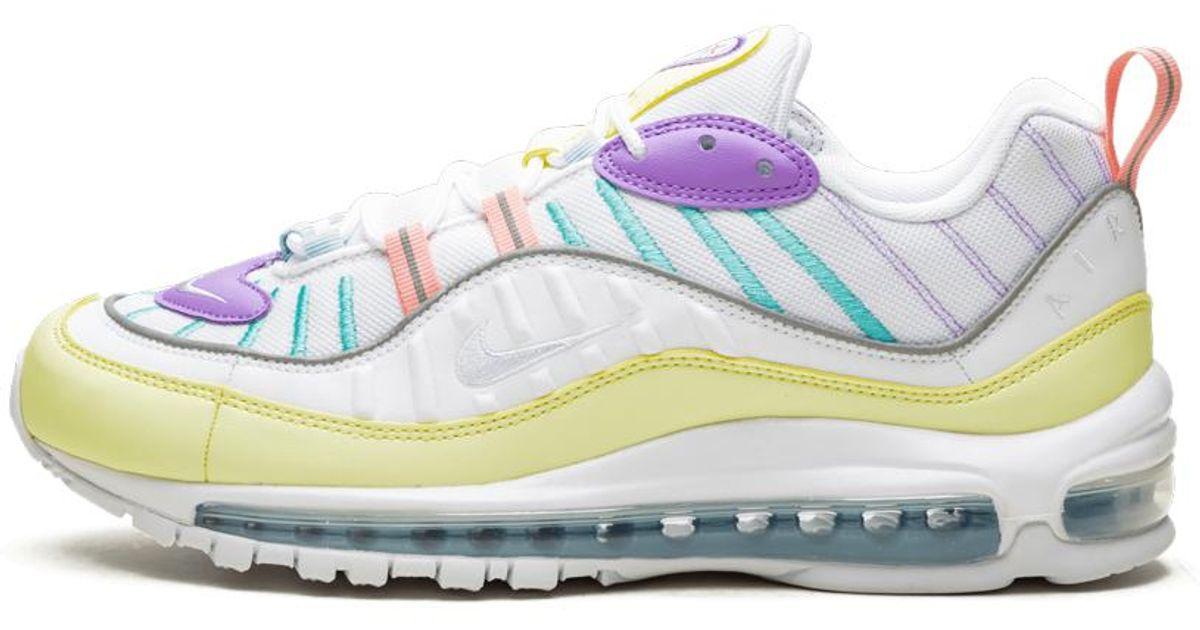 air max 98 womens pastel