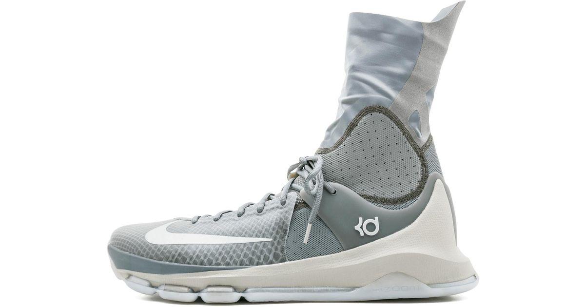 promo code 92791 87f32 Nike Gray Kd 8 Elite Shoes - Size 17 for men