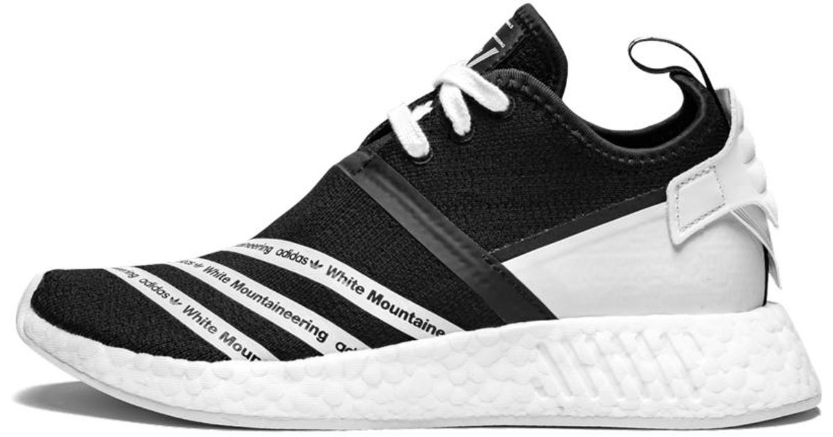 Reproducir lo mismo Enfermedad infecciosa  adidas Wm Nmd R2 Pk 'white Mountaineering X ' Shoes - Size 5.5 for Men -  Lyst
