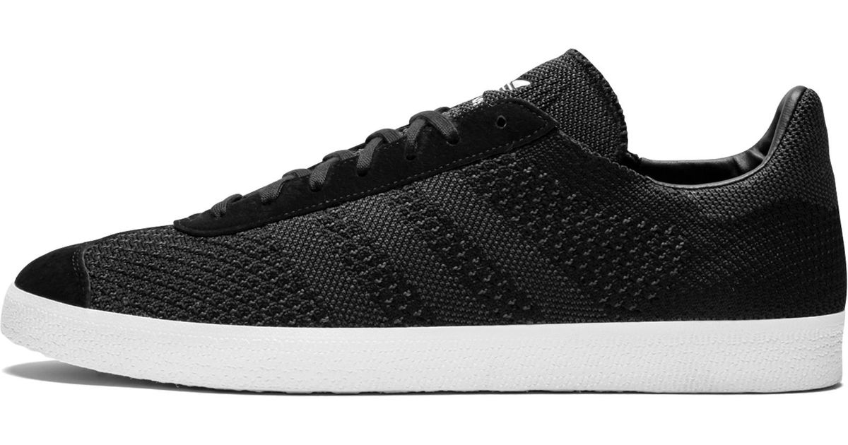 offer discounts exclusive deals cute cheap Adidas Black Gazelle Primeknit for men