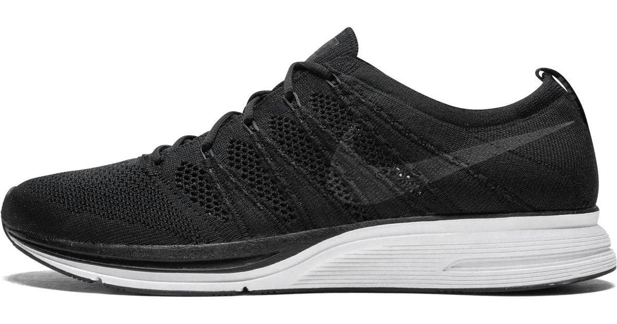 7f7dcc28da4c Lyst - Nike Flyknit Trainer in Black for Men