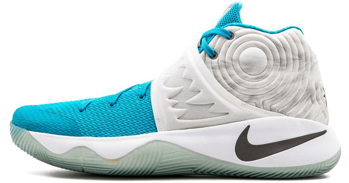 c099e4dd8fd0 ... get nike kyrie 2 xmas in white for men lyst ad1fc bfb09