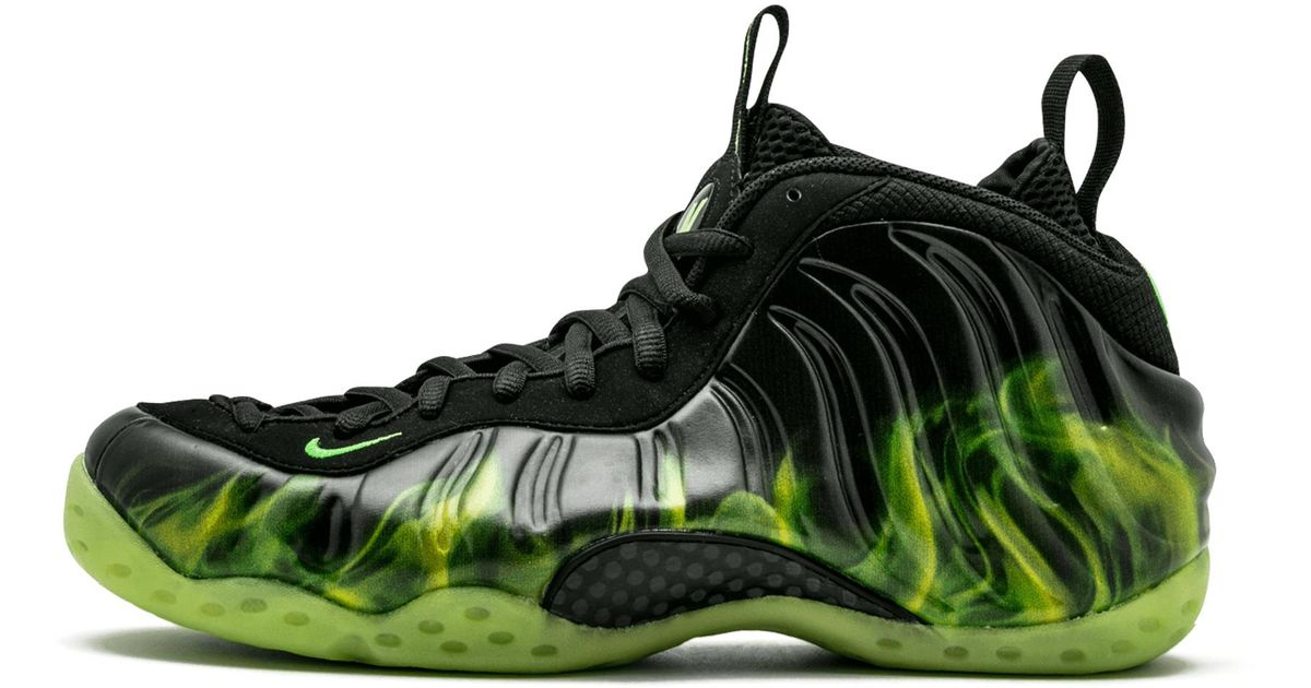 e3bb7e54a83 ... cheapest lyst nike air foamposite one paranorman in black for men 44ce5  07be6