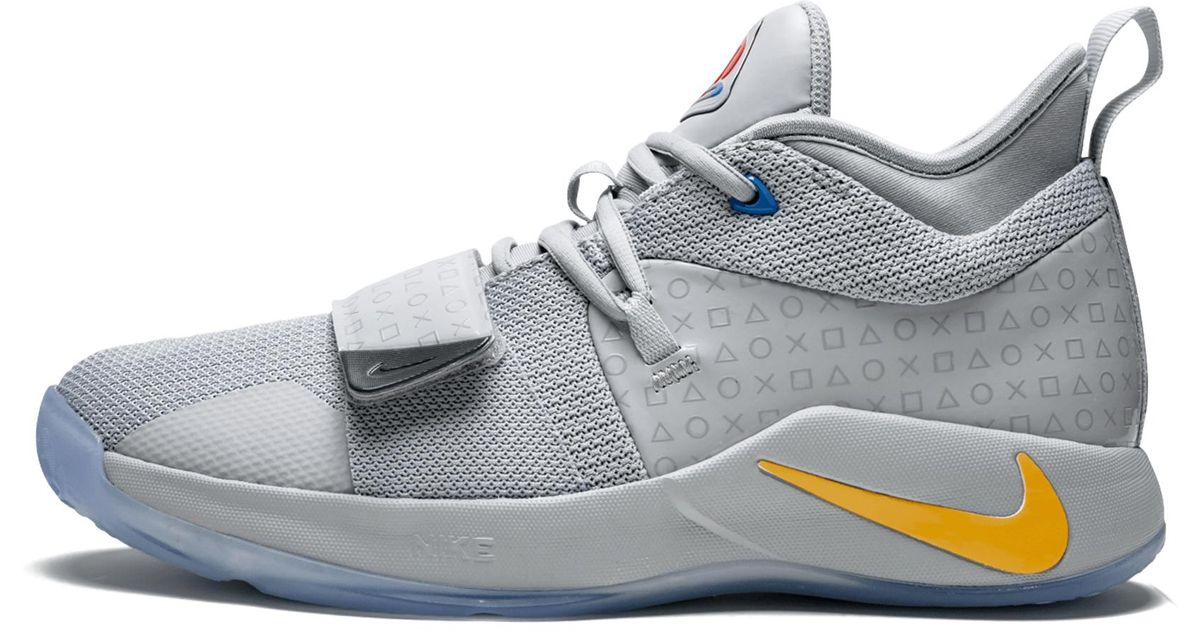 premium selection d1a37 8aa0c Nike Gray Pg 2.5 Playstation Shoes - Size 8 for men