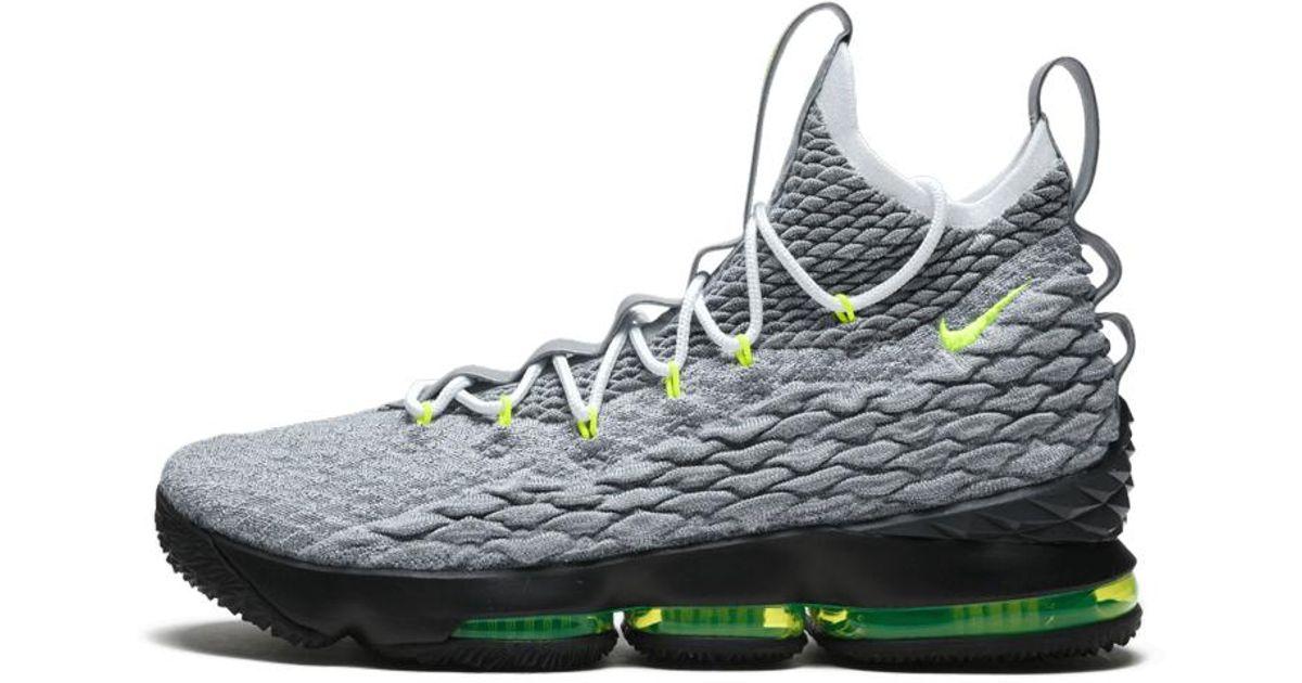 Nike Lebron 15 Ksa 'air Max 95' Shoes