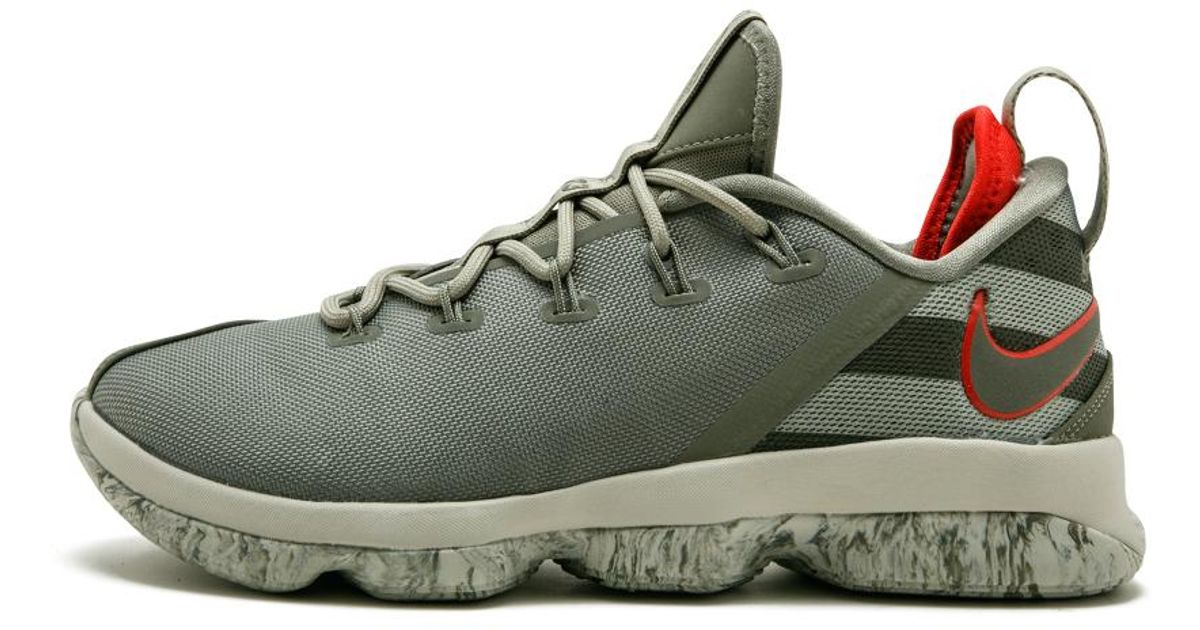 d3ead8f4656 Nike Lebron 14 Low in Green for Men - Save 5% - Lyst
