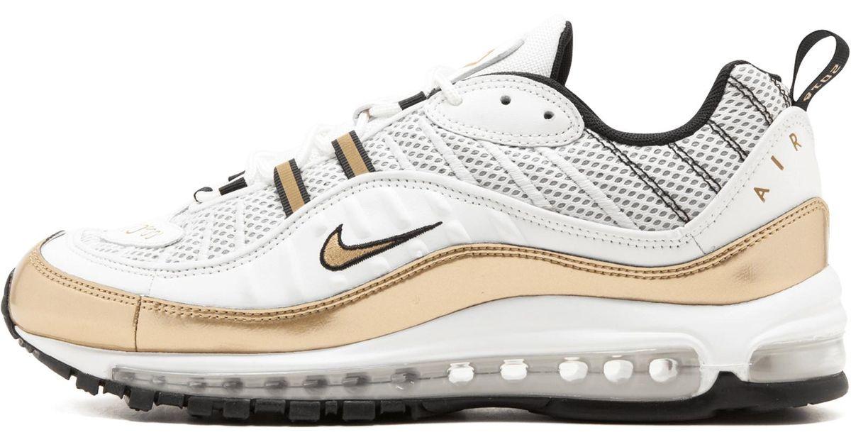 super popular 3779e 88c4c Nike White Air Max 98 Uk - Size 10 for men