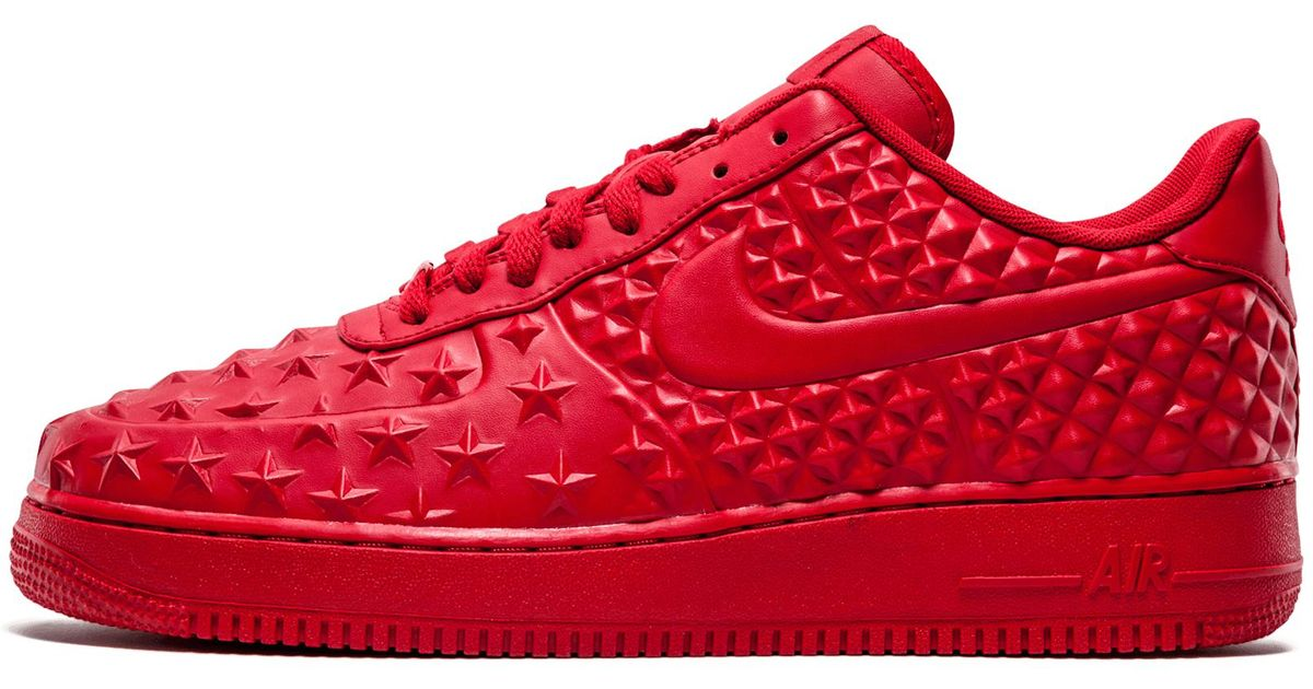 new concept 16731 5c0e5 Nike Air Force 1 Lv8 Vt in Red for Men - Lyst