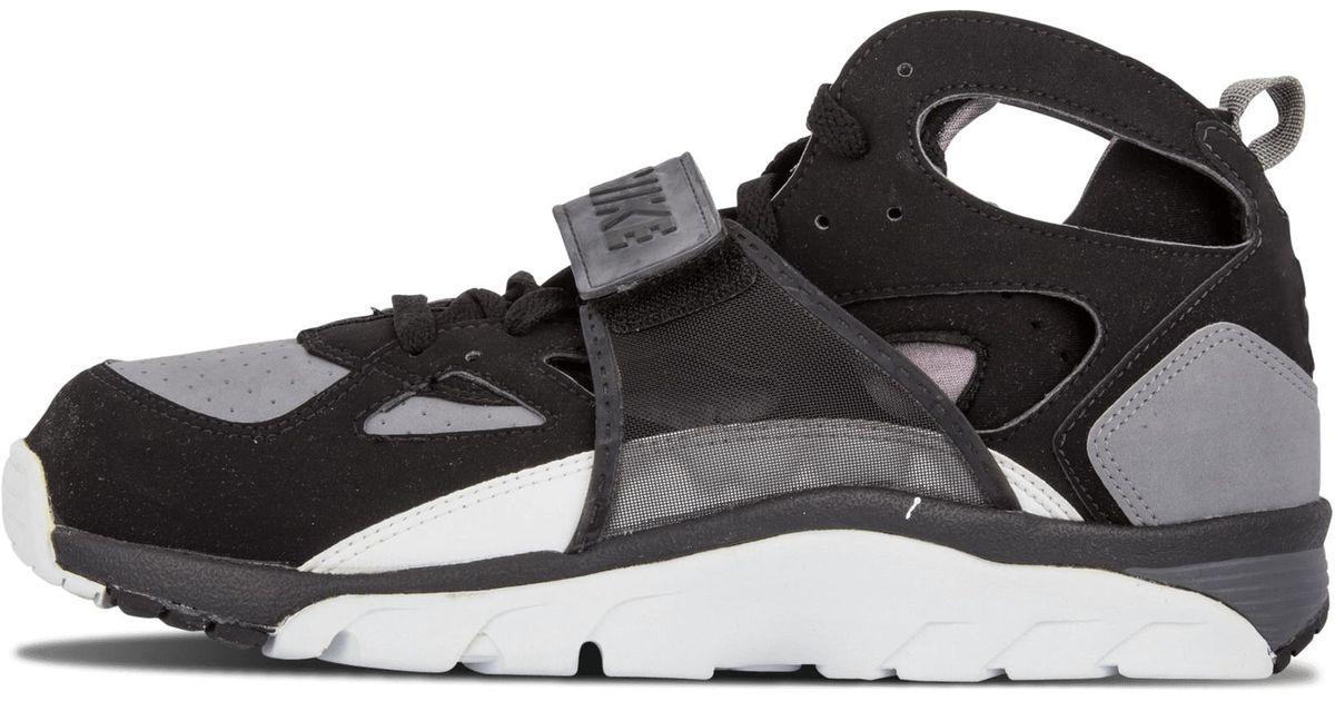 Nike Black Air Trainer Huarache B for men