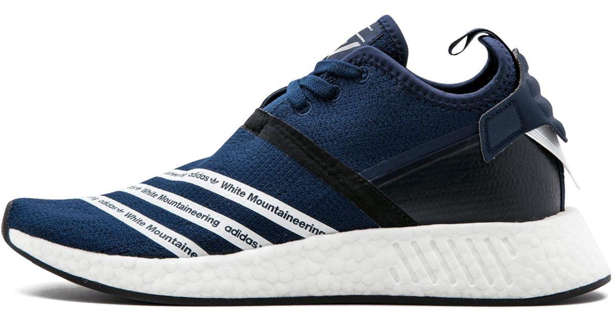 online store 66297 2248b Adidas Blue Wm Nmd R2 Pk for men