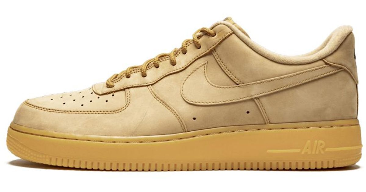 Nike Air Force 1 07 Wb Shoes - Size 13 in Natural for Men - Lyst
