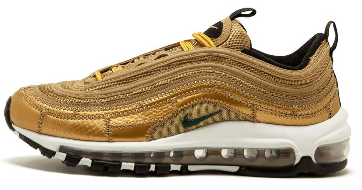 the best attitude 778fd 39f4a Nike - Metallic Air Max 97 Cr7 - Size 8 for Men - Lyst