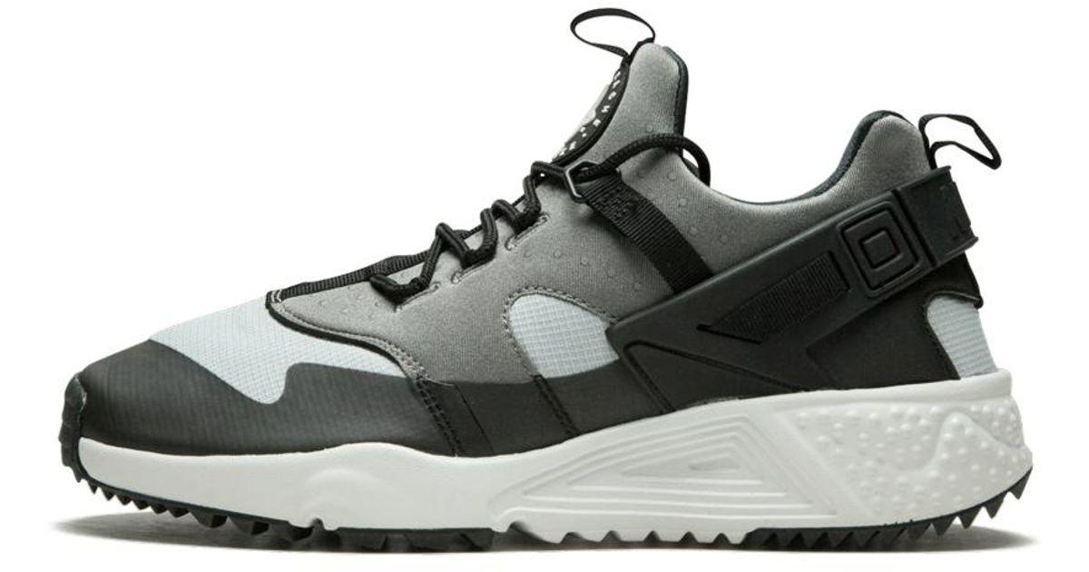 Nike Multicolor Air Huarache Utility Shoes - Size 10 for men