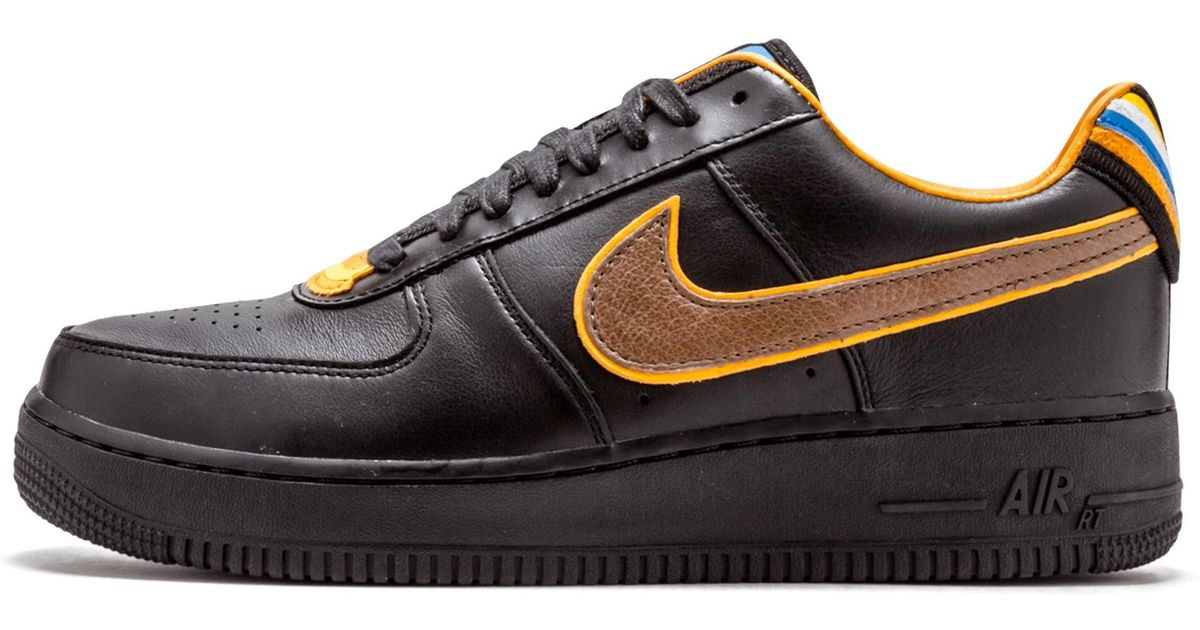 43ed5477de81 Lyst - Nike Air Force 1 Sp   Tisci in Black for Men - Save 14%