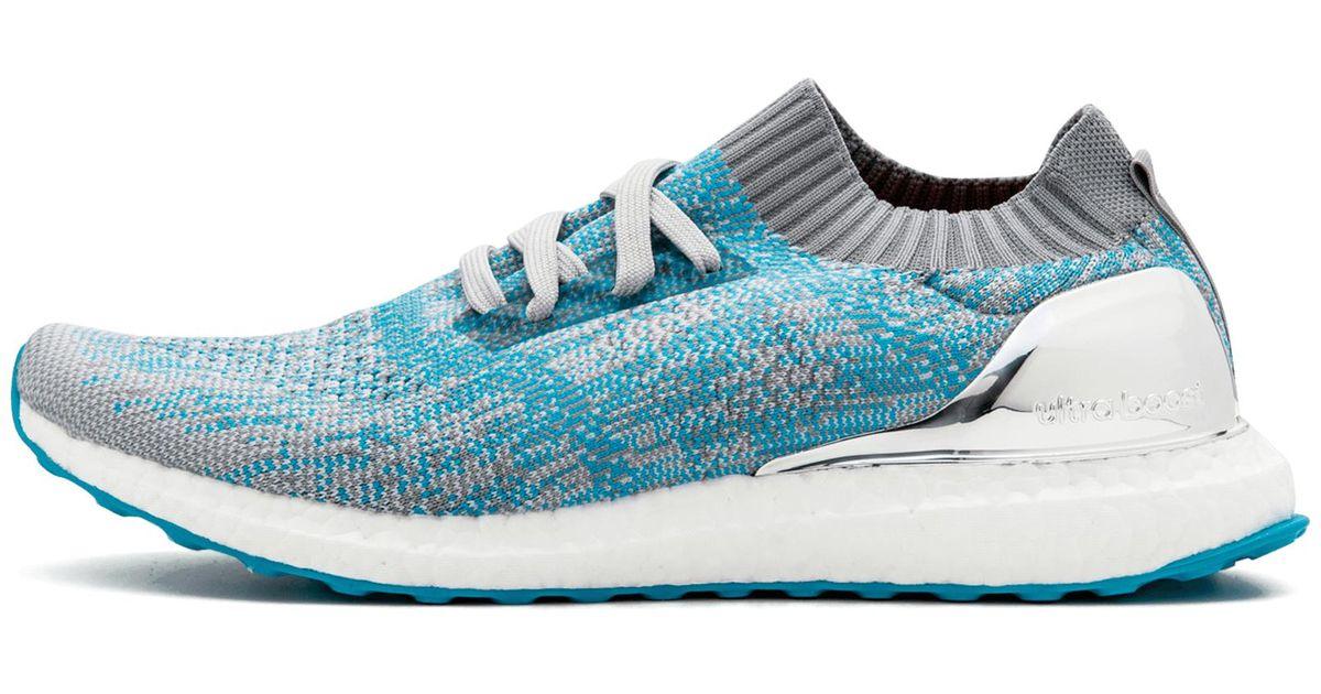 best service 05083 7974a Adidas Blue Ultraboost Uncaged Kolor - Size 7.5 for men