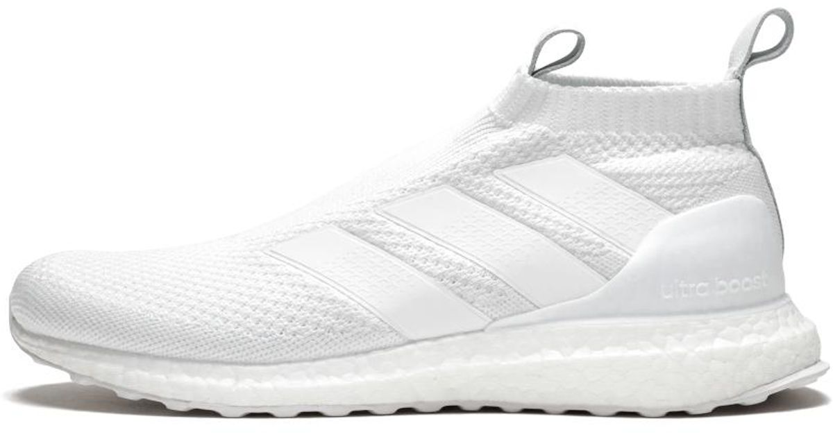 huge inventory competitive price wholesale online adidas A16+ Ultraboost Shoes - Size 13 in White for Men - Lyst