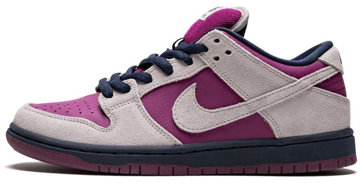 Nike Sb Dunk Low Pro 'true Berry