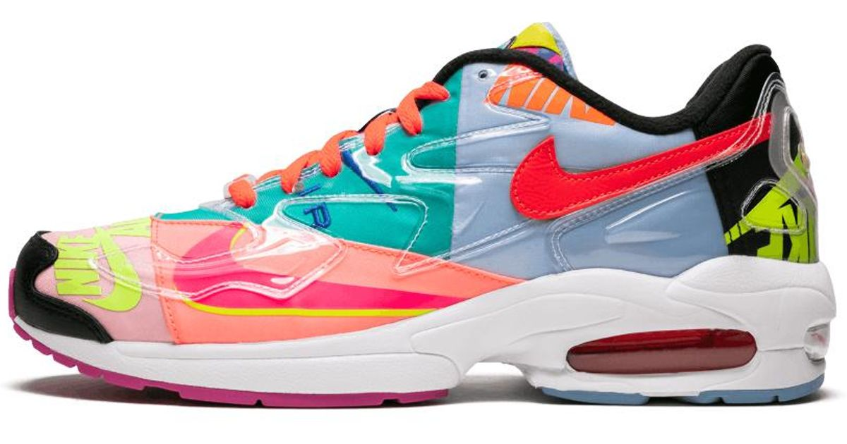 Air Max 2 Light 'atmos (special Box)' Shoes Size 9.5 Multicolor