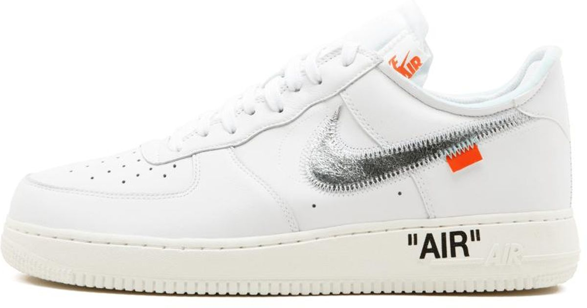 Details about Nike Off White Complexcon Air Force 1 Low 07 Virgil Abloh Louis Friends Family