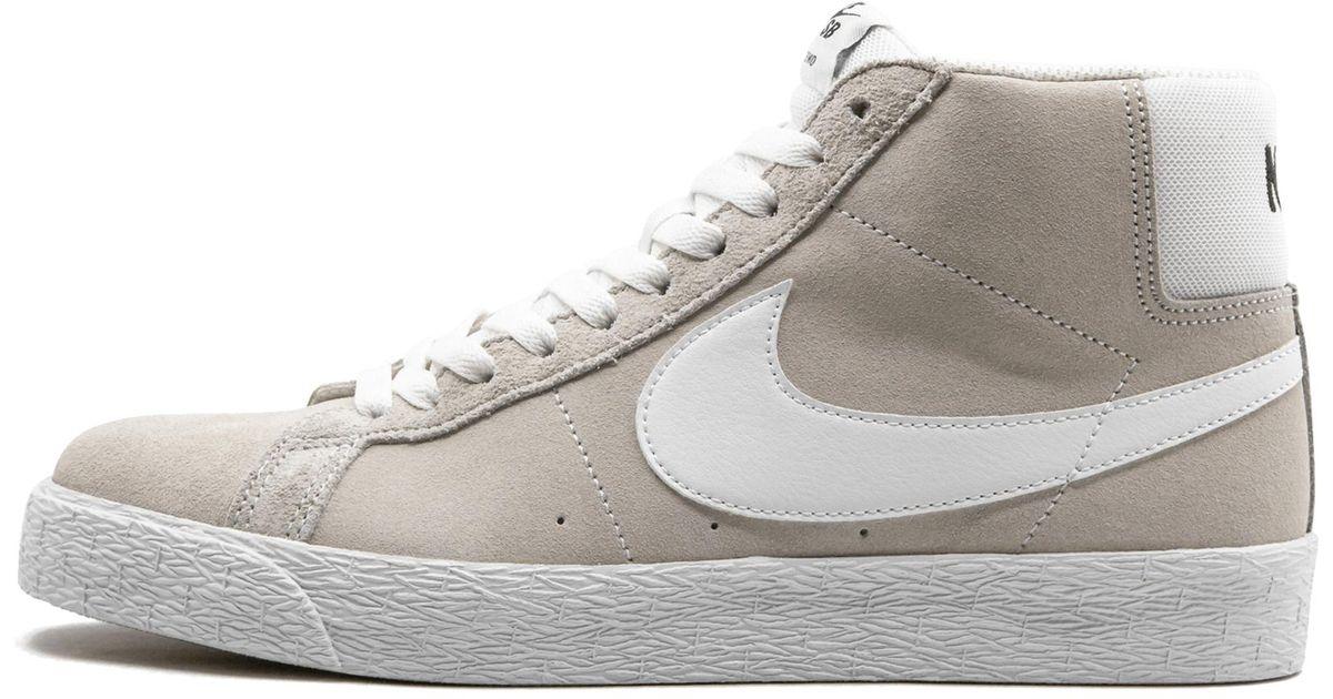huge inventory lower price with quality design Nike - White Blazer Sb Premium Se - Lyst