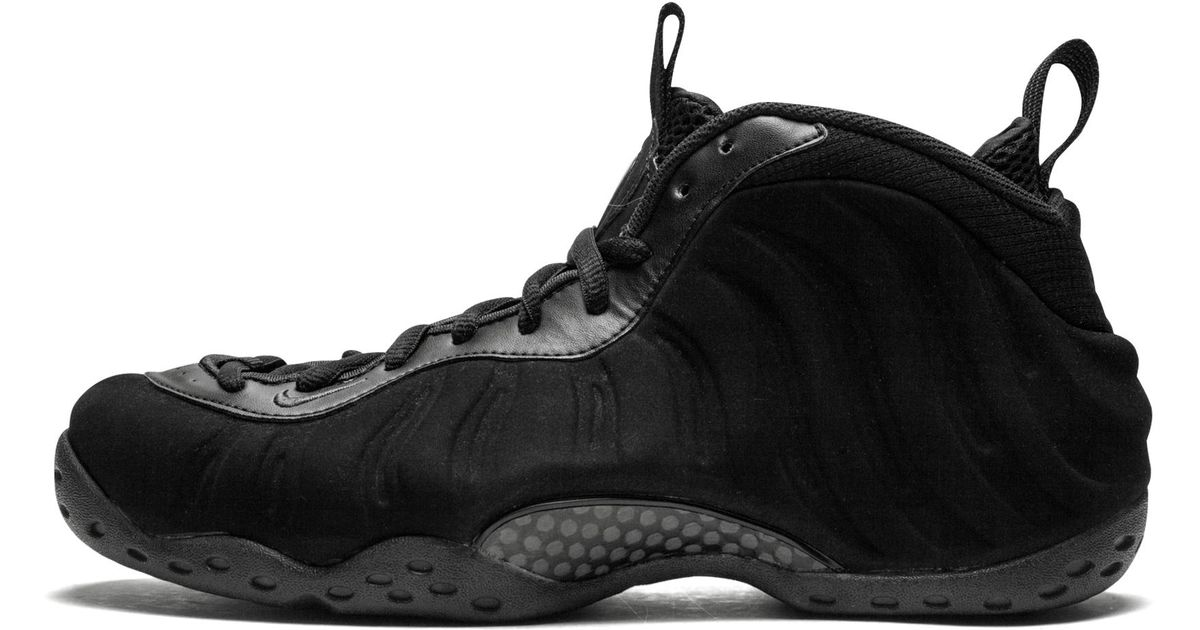 brand new 37d41 8ac21 Lyst - Nike Air Foamposite One Prm in Black for Men - Save 1%