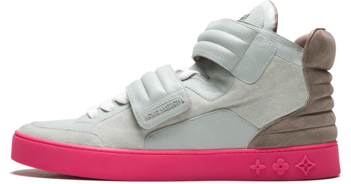 c7f7a721fdaf7 Lyst - Louis Vuitton Kanye West X in Gray
