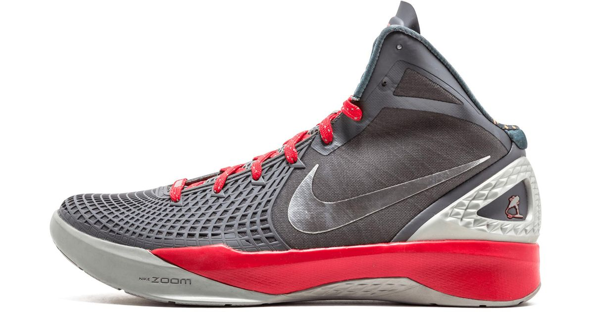 huge selection of 75a2d ee86c Lyst - Nike Zoom Hyperdunk 2011 Srpm in Red for Men