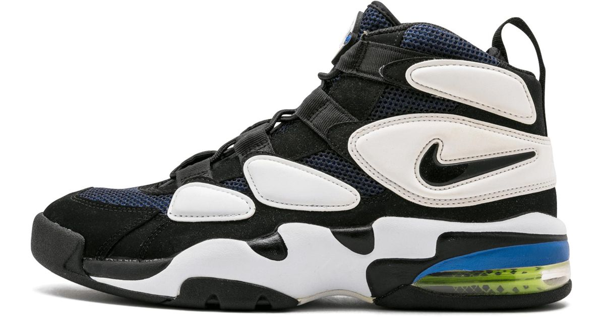 Nike Air Max Uptempo 2 in Black for Men - Lyst cd0923cee